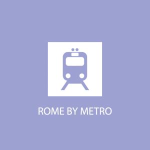 Rome by metro