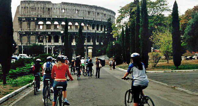 Biking in Rome – It's Easier Than You Think!