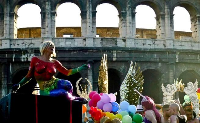 Not your typical Gay Village – Italy's largest LGBT festival!