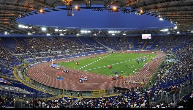 Rome Breathes Football!