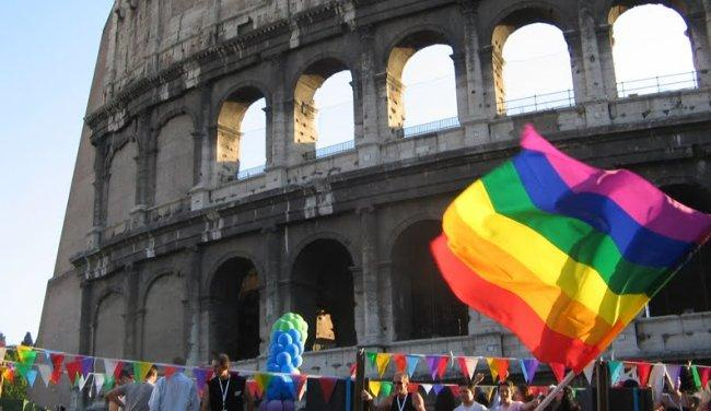 All roads lead to Rome – the gay ones too!