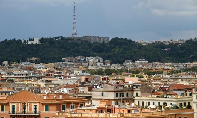 The Down-low on the High Up: Rome's Monte Mario
