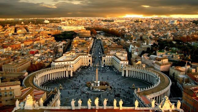 Top 5 Views in Rome