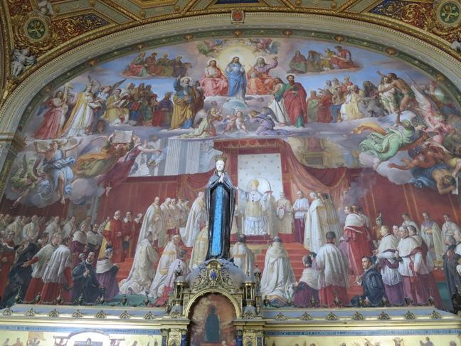 Vatican – a trip to the place where religion meets fine(st) arts
