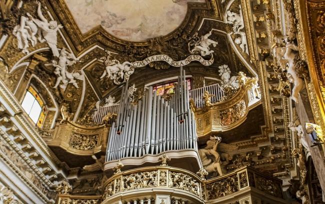 Visit Santa Maria della Vittoria